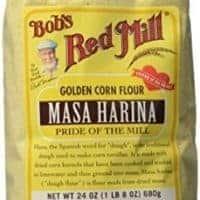 Bob's Red Mill Flour Corn Masa Harina, 24-ounces (Pack of 4) ( Value Bulk Multi-pack)